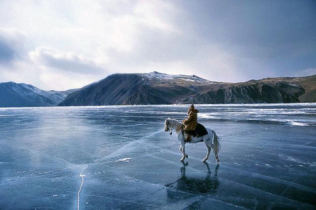 lago baikal rusia